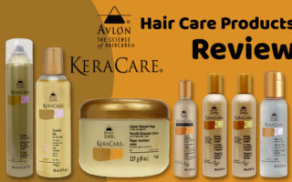 KeraCare Hair Care Products Review