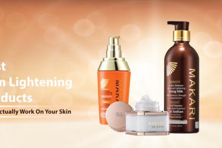 Best Makari Product For Lightening Hair
