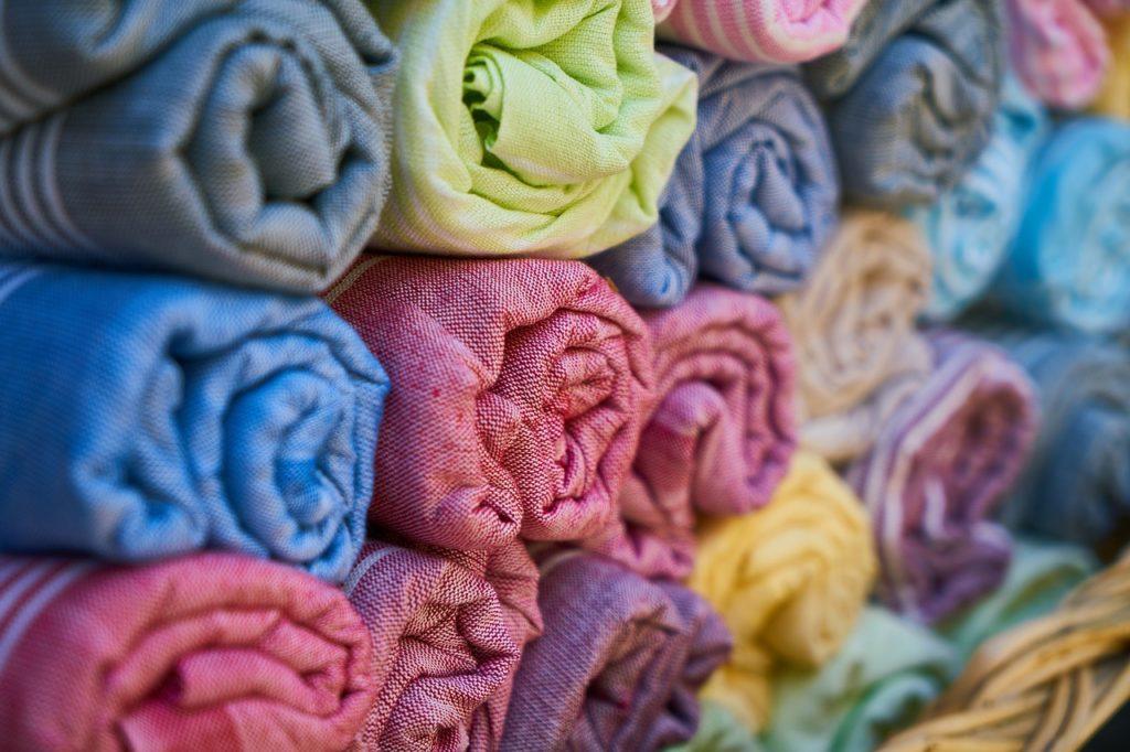 Type of fabric
