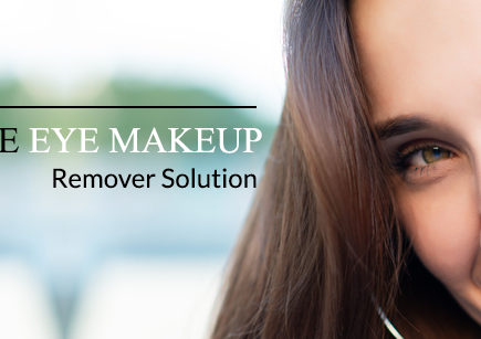 Eye Makeup Remover Solution