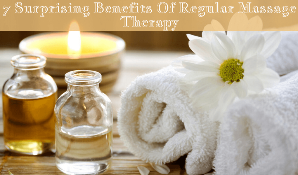 Benefits Of Regular Massage Therapy