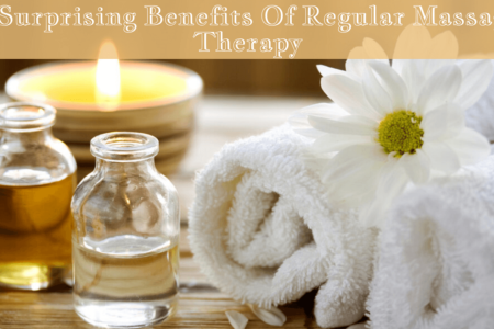 Benefits Of Regular Massage Therapy