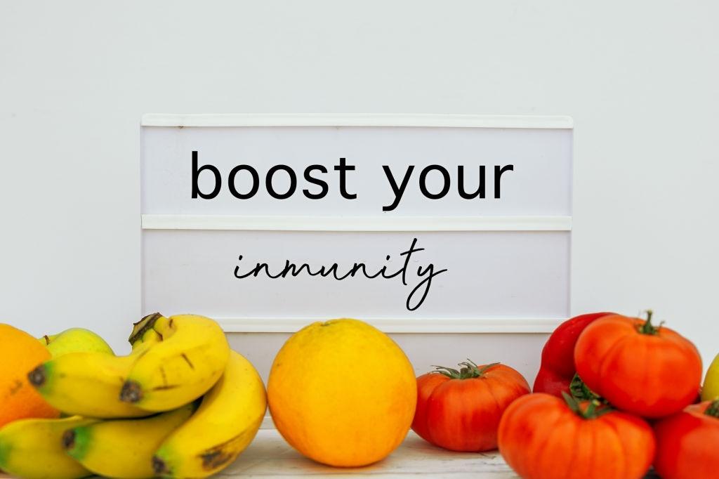boost immunity