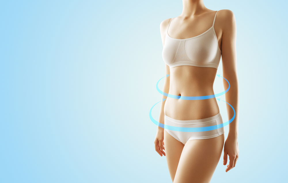 Liposuction - most popular plastic surgeries