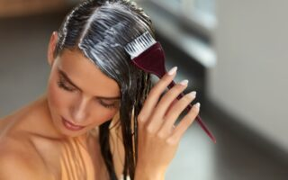 how to strip hair colour from hair