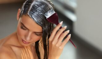 how to strip hair colour from hair