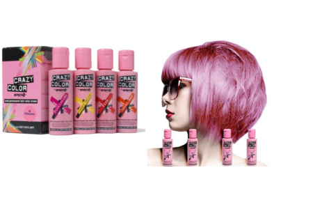 Crazy Color Hair Dye review
