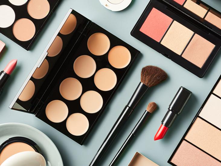 types of makeup