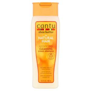 cantu sulfate-free cleansing cream shampoo