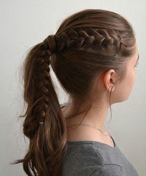 Cutest Easy School Hairstyles For Girls