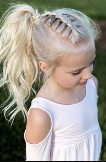 School Girls Hairstylehairstyles for Straight Hair For School