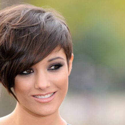 frankie sandford hairstyle