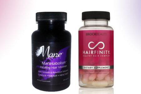mane choice hair vitamins vs hairfinity