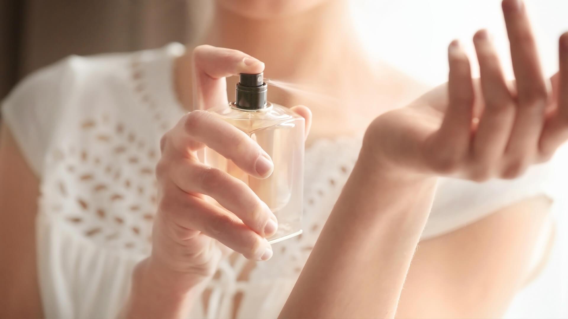 benefits of wearing perfume